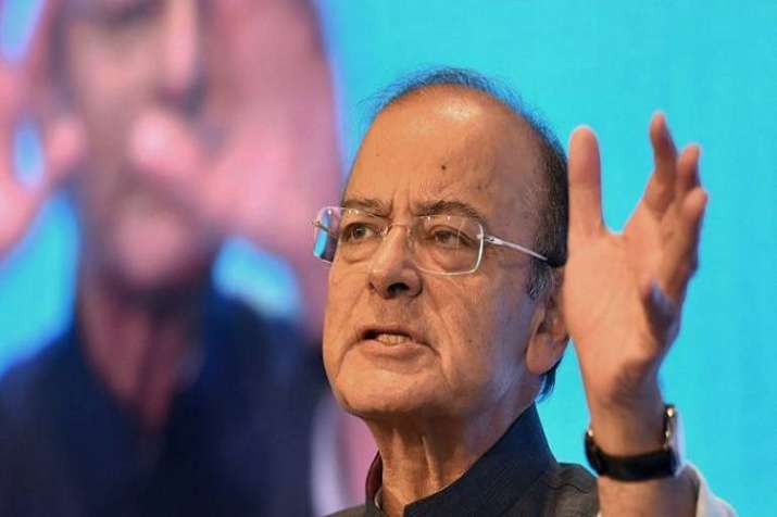Jaitley also described how the Congress's decision to hold