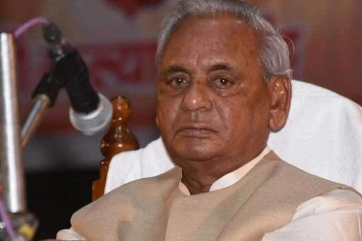 Rajasthan governor and former firebrand Uttar Pradesh
