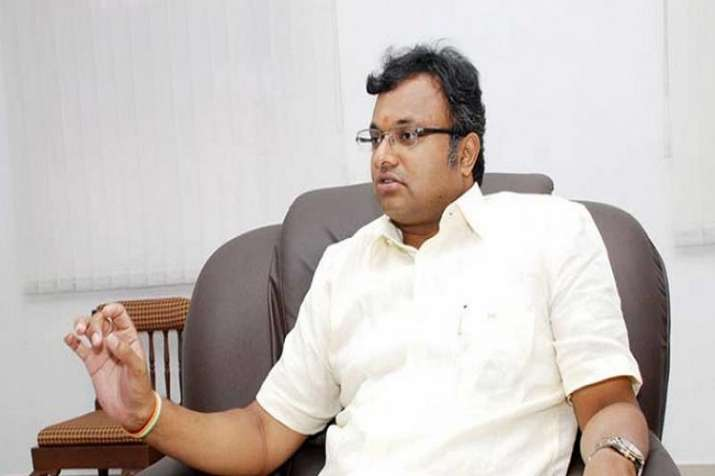 Karti was arrested on February 28 at the Chennai airport