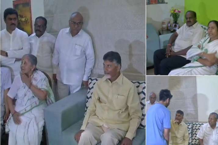 Inside visuals from Delhi CM Arvind Kejriwal's residence