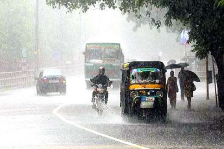 Monsoon arrives in Madhya Pradesh, heavy rains likely