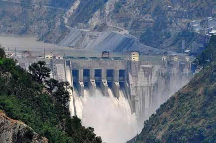 Pakistan considers the construction of the Kishanganga dam