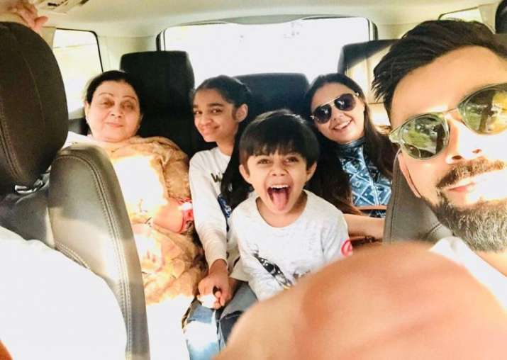 Injured Virat Kohli Enjoys His Day Out With Family Have A