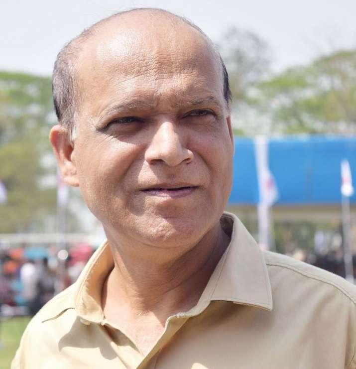 Assam DGP Kula Saikia