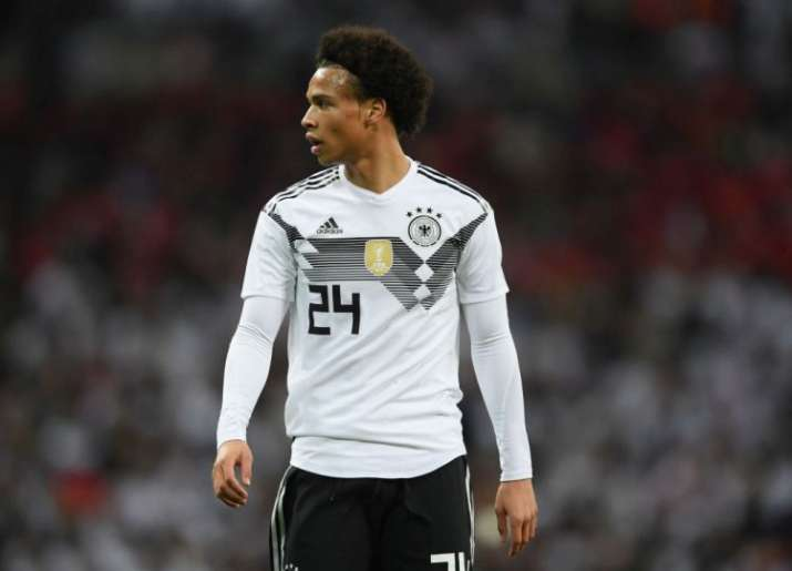 a9953388f97 FIFA World Cup 2018: Leroy Sane excluded from Germany squad; Manuel ...