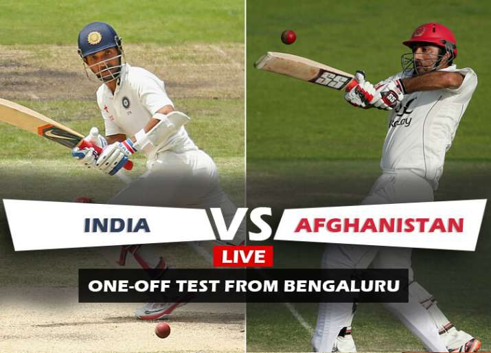 Cricket Live Streaming Ind Vs Afg Watch India Vs