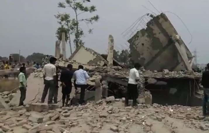 Lucknow: House explosion kills 2 in Kakori area; police launch probe