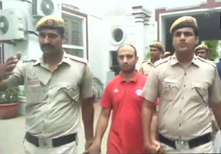 Major Nikhil Handa was arrested on June 24 from Meerut in