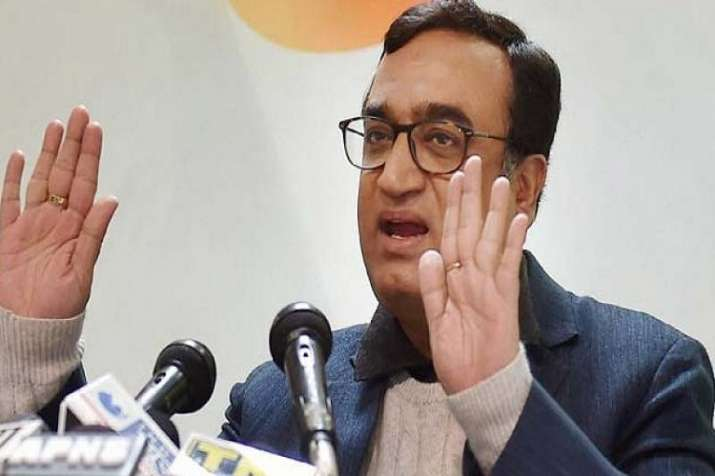 Maken also accused the Kejriwal-led AAP government in the