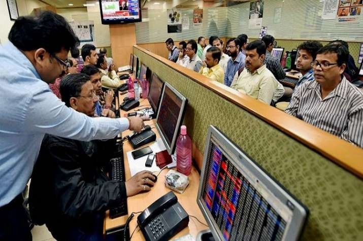 Indian shares finished sharply higher on Wednesday as