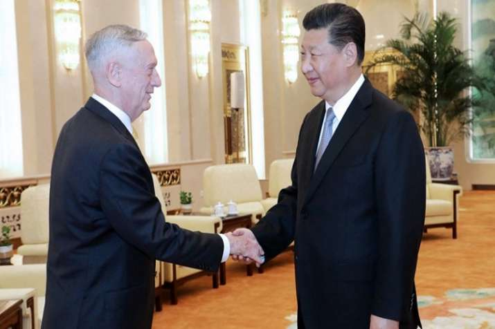 """The Chinese-US relationship is one of the most important"