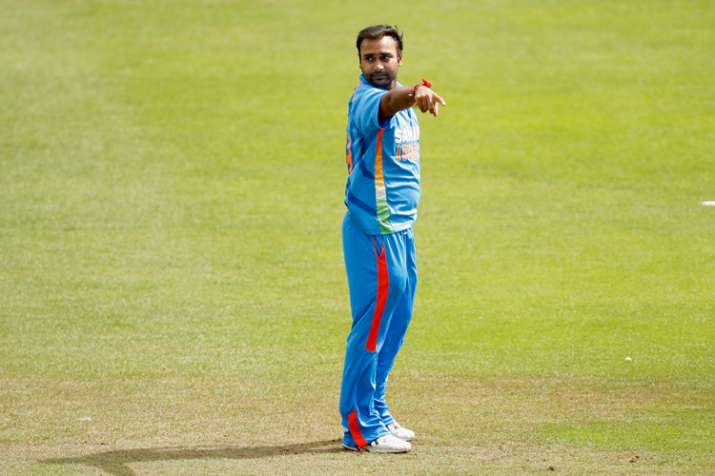 India Tv - File Image of Amit Mishra.