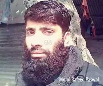 India Tv - Mohd Rafeeq Paswal, Al Badr terrorists killed by Indian Army at LoC during inflitration bid at LoC in Keran sector on June 7. The terrorist organisation admitted the association in a recent press release and made fake claims of the death of six Indian soliders during the attacks.
