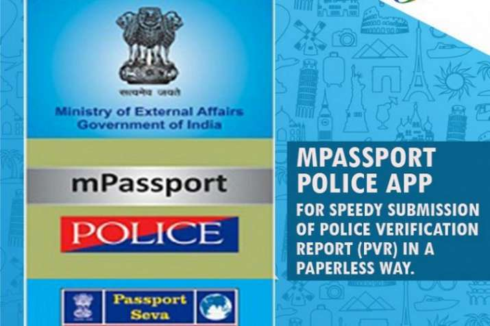 The newly developed 'mPassport App' would speed up the