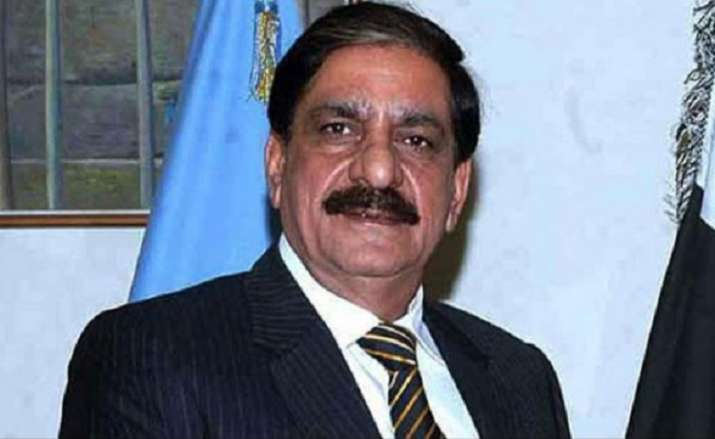 Former National Security Advisor of Pakistan Nasser Janjua