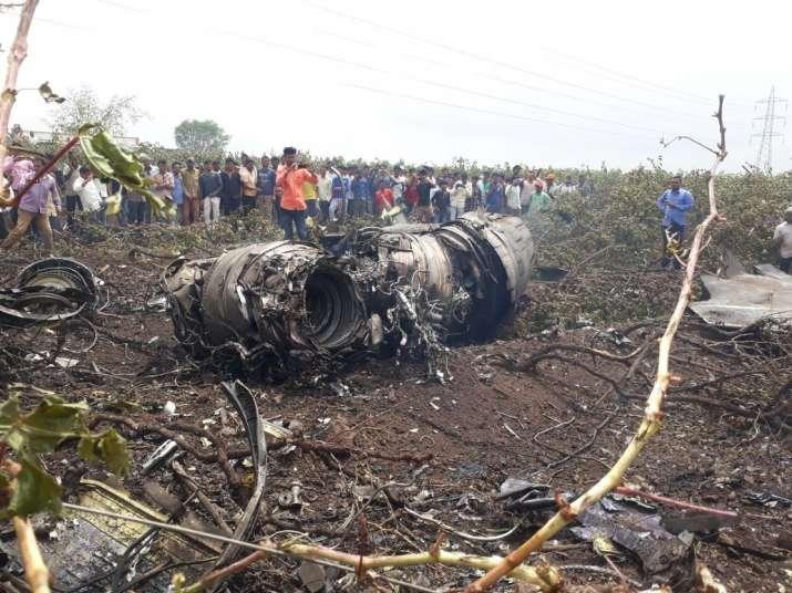 India Tv - Sukhoi crashed