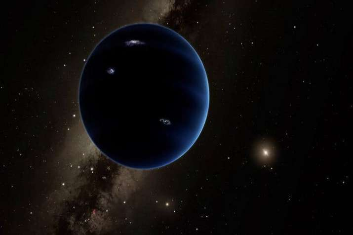 "The planetary objects are also known as ""trans-Neptunian"