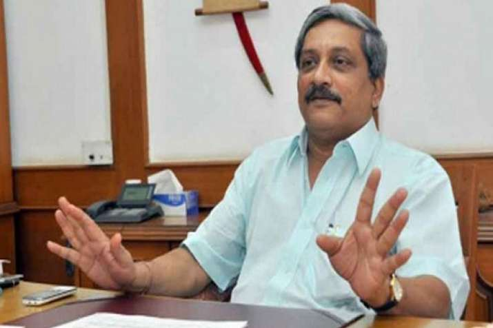 Parrikar was admitted to Lilavati Hospital in Mumbai on