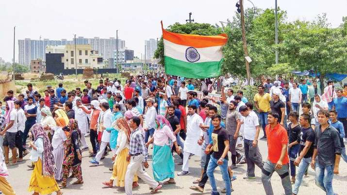 Noida waste plant site protest continues, property rates dip | India