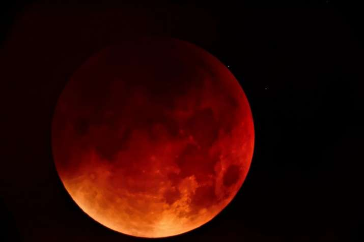 India Tv - January Super Blue Blood Moon 2018