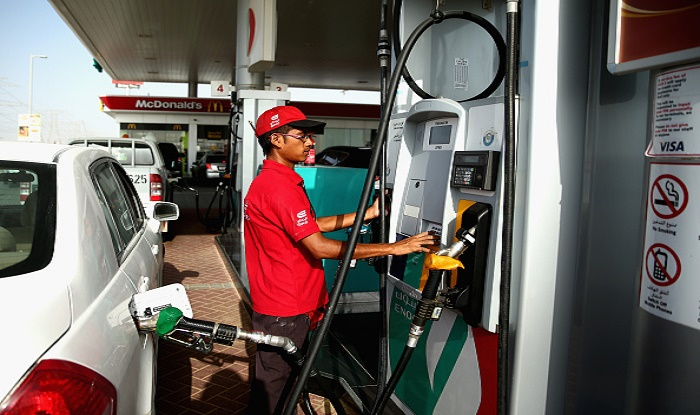 Petrol prices cut for sixth consecutive day