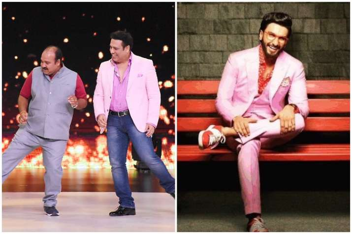 Govinda, Dancing Uncle, Ranveer Singh