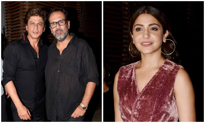 Aanand L Rai hosted a birthday party late night on