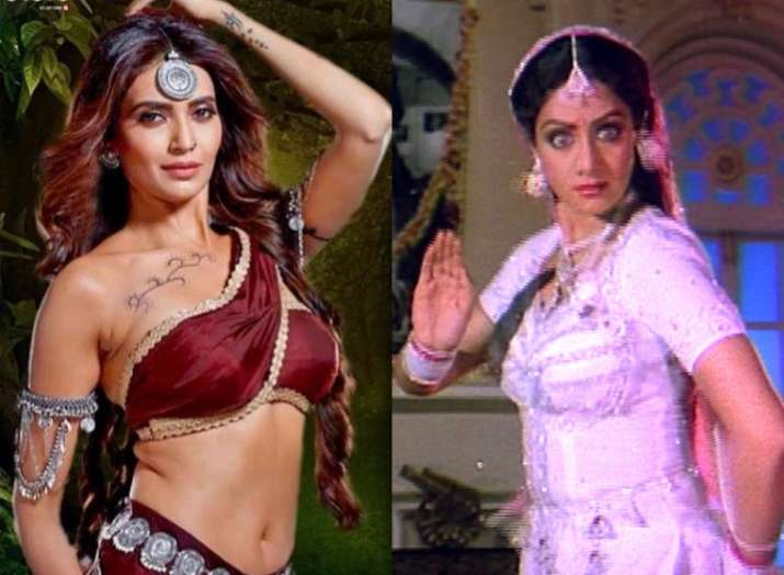 Naagin 3 actress Karishma Tanna beams with joy after comparison with