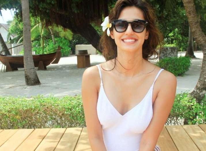 Baaghi 2 Actress Disha Patani Is Raising The Temperature