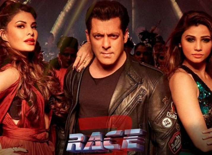 race 3 movie all song