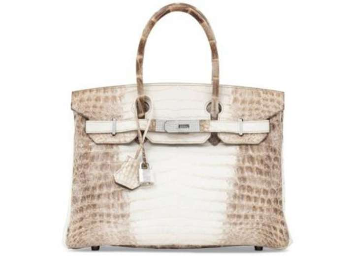 7cc680e625c0 10-year-old second-hand bag sold for Rs 1.5 cr in London auction ...