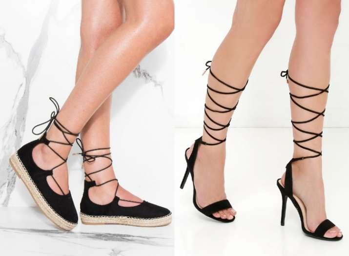 India Tv - 6 Promising shoe trends