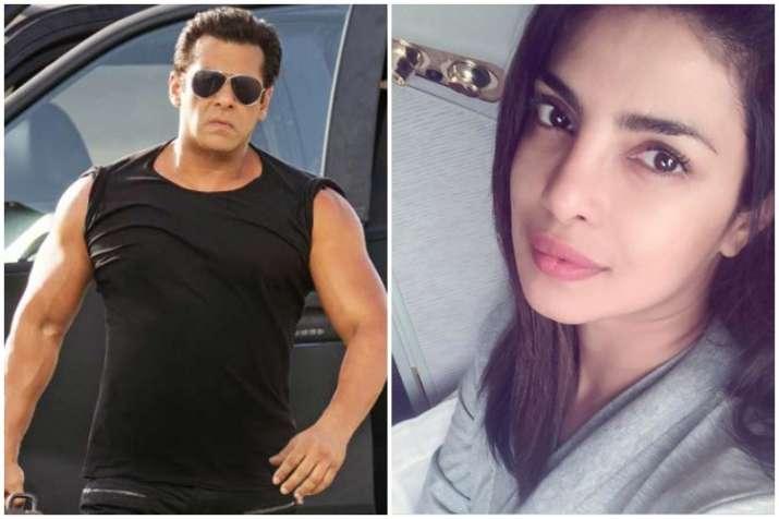 Salman Khan, Priyanka Chopra