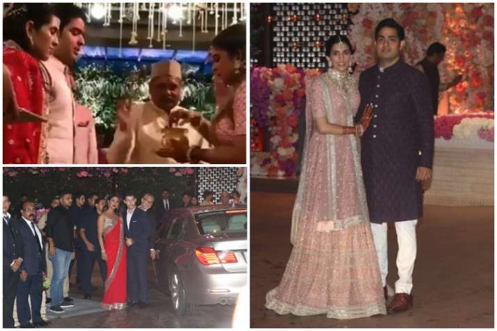 Inside Akash Ambani-Shloka Mehta's pre-engagement bash: Isha Ambani