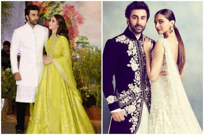 Ranbir Kapoor, Deepika Padukone, Alia Bhatt