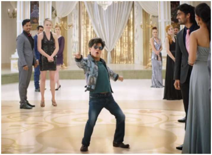 Zero: Shah Rukh Khan shoots for film's climax in US