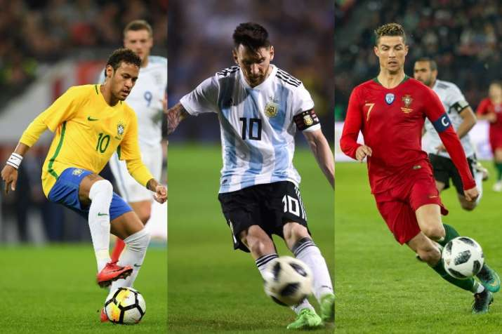 61a4e23bb Top contenders of Golden Boot in FIFA World Cup 2018