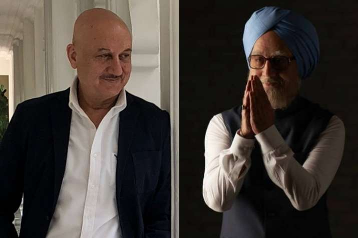 anupam kher resumes shooting for the accidental prime minister