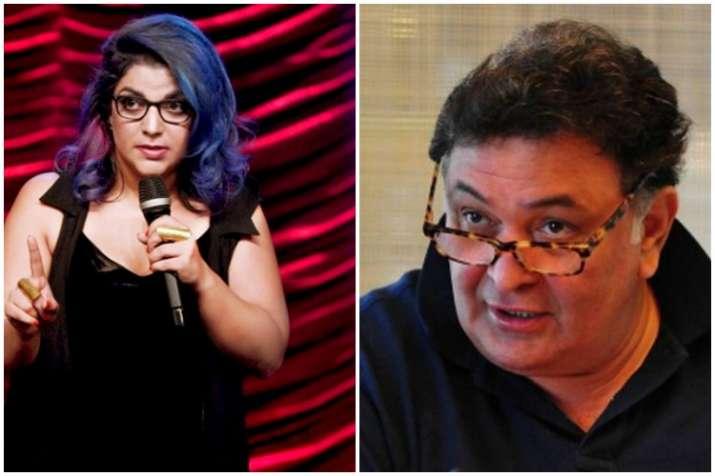 Rishi Kapoor,Aditi Mittal