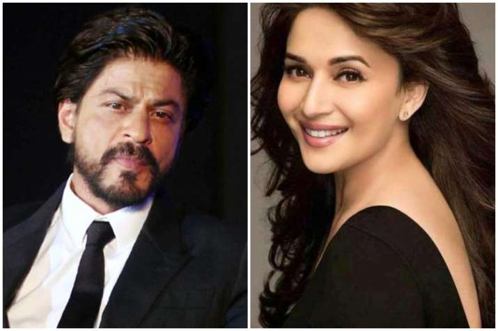 Shah Rukh Khan, Madhuri Dixit among 20 Indians invited to
