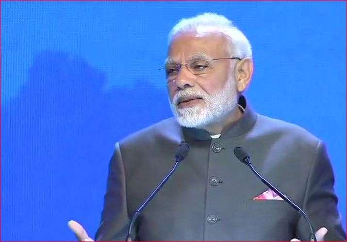 PM Modi atShangri-La Dialogue
