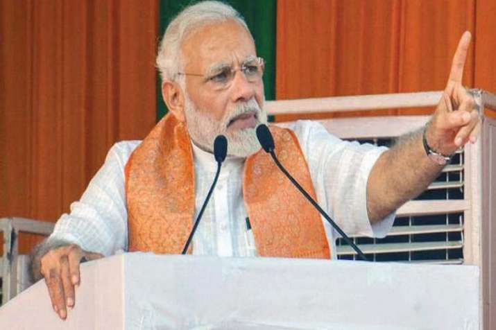 PM Modi will also visit the Sant Kabir cave and unveil a