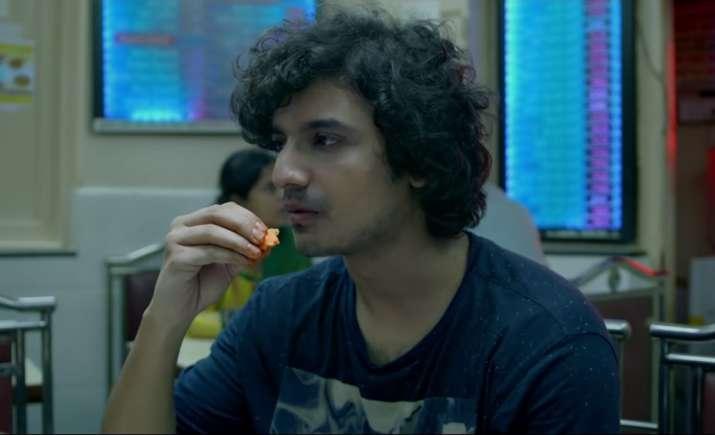 India Tv - Priyanshu Painyuli inBhavesh Joshi Superhero