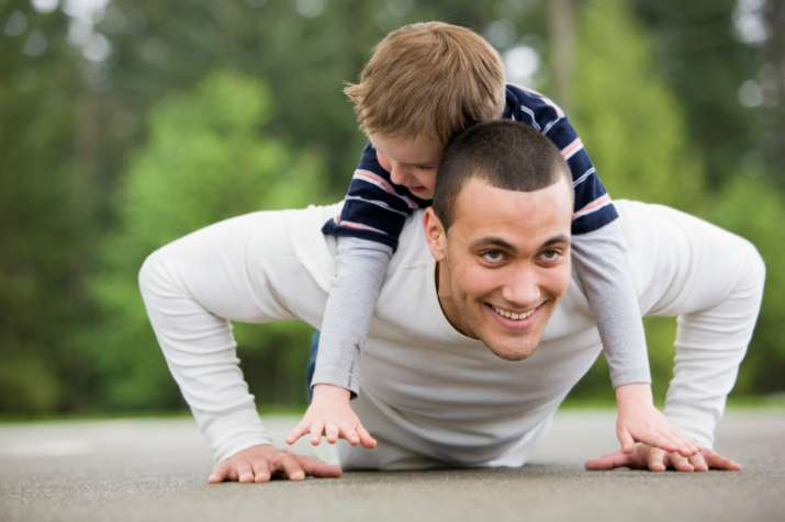 India Tv - Encourage your dad to be fitter and stronger this Father's day