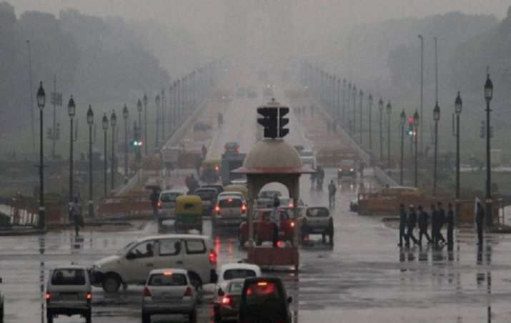 The pre-monsoon rains are likely to continue till Thursday