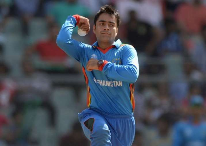 India Tv - A file photograph of Rashid Khan