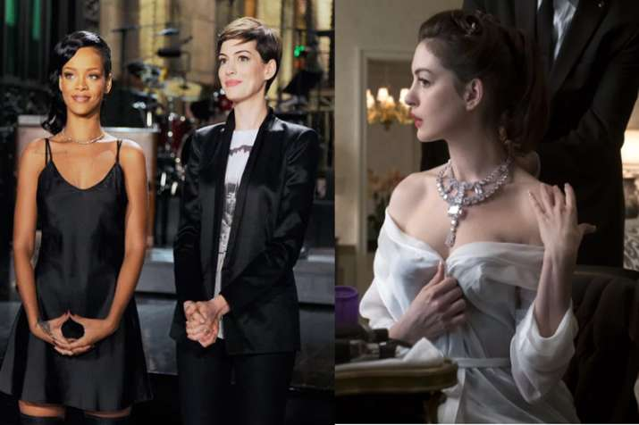 Anne Hathaway and Rihanna's Ocean's 8' India connection