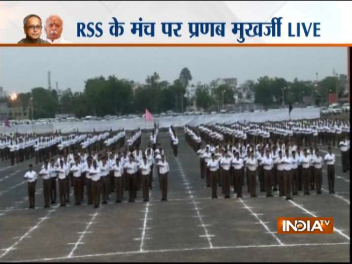 India Tv - RSS event