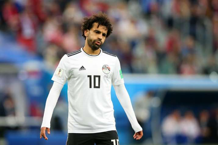 free shipping b8375 399ce Is Mohamed Salah considering retirement from national team ...