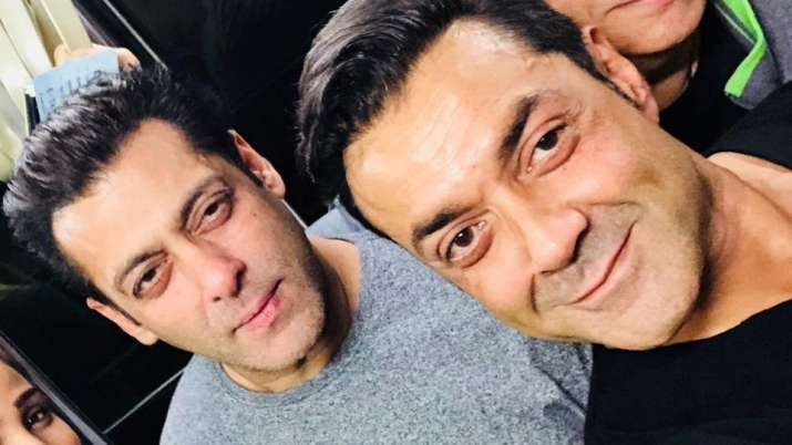 Race 3: Salman Khan helped me overcome my low phase, reveals Bobby Deol